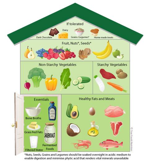 TFN Nutrition House