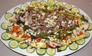 Spring Lamb Platter