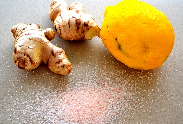 Ginger Booster Ingredients