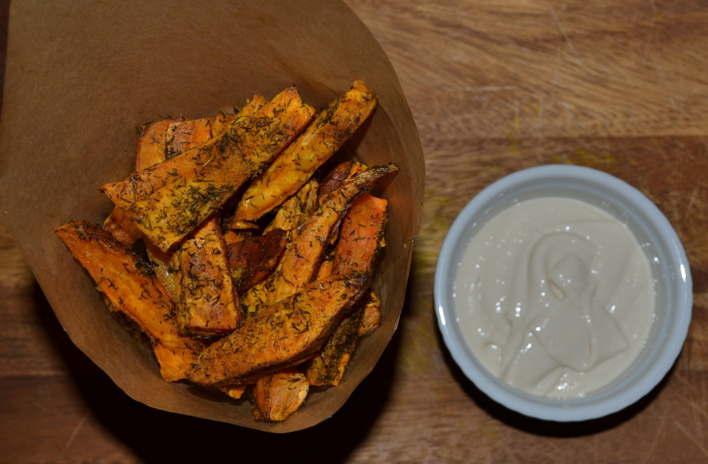 Addictive Sweet Potato Chips