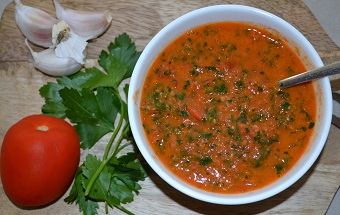 Delicious Home Made Tomato Sauce