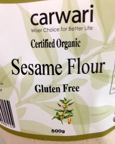 sesame flour