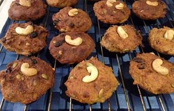 High calcium cookies