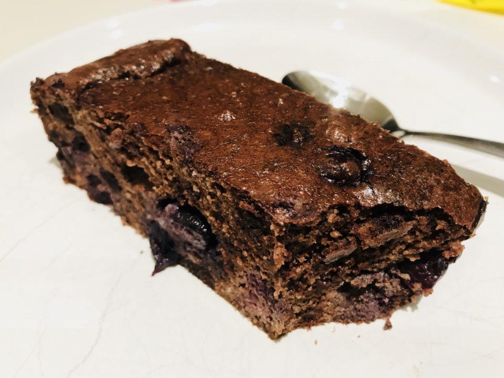 keto chocolate brownie