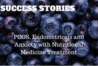 anxiety, pcos, endometriosis, fertility