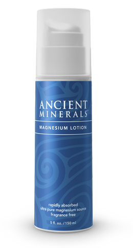 Ancient minerals lotion