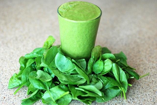 spinach high oxalate