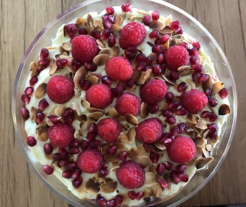 healthy trifle sydney nutritionist