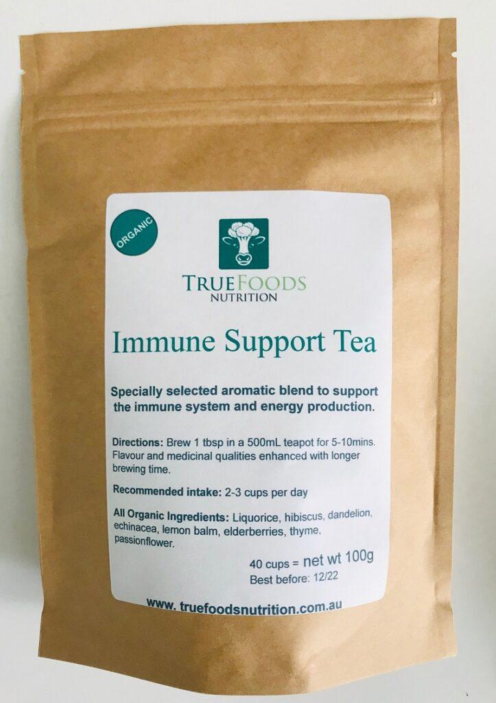 Aromatic Immune Support Tea Blend Australia
